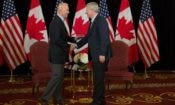 Vice-President Biden meets with Prime Minister Harper.