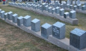 Graves at the Fairview Lawn Cemetery in Halifax. (Credit US Consulate Halifax)