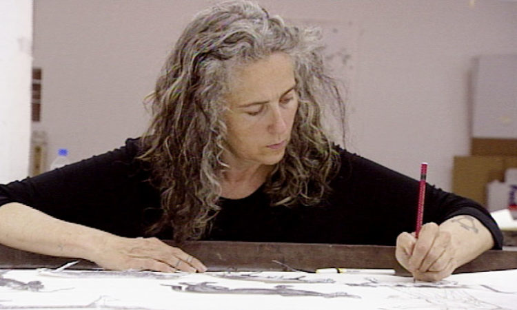 Kiki Smith (Credit PBS)