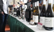 Wines at the California Wine Fair in Ottawa. (Credit US Embassy Ottawa)