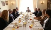 Toronto Hosts Breakfast for Academic State Alumni