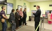 Toronto Consulate General Hosts Ethnic Media Briefing and Tour