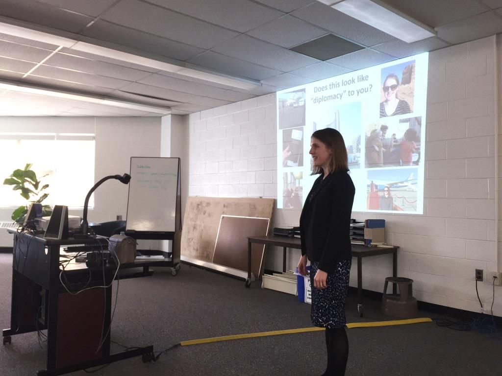 Toronto speakers bureau presents at humberview secondary school u s embassy consulates in - Canadian speakers bureau ...