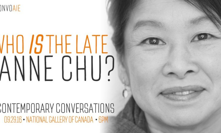 Who is the late Anne Chu?