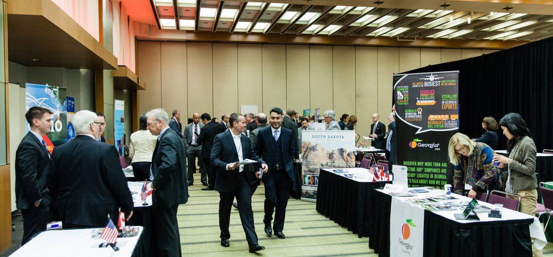 SelectUSA 2015 Canada Conference. November 17, 2015. Toronto, Canada. (photo: Josh Fee/Vito Amati Photography)