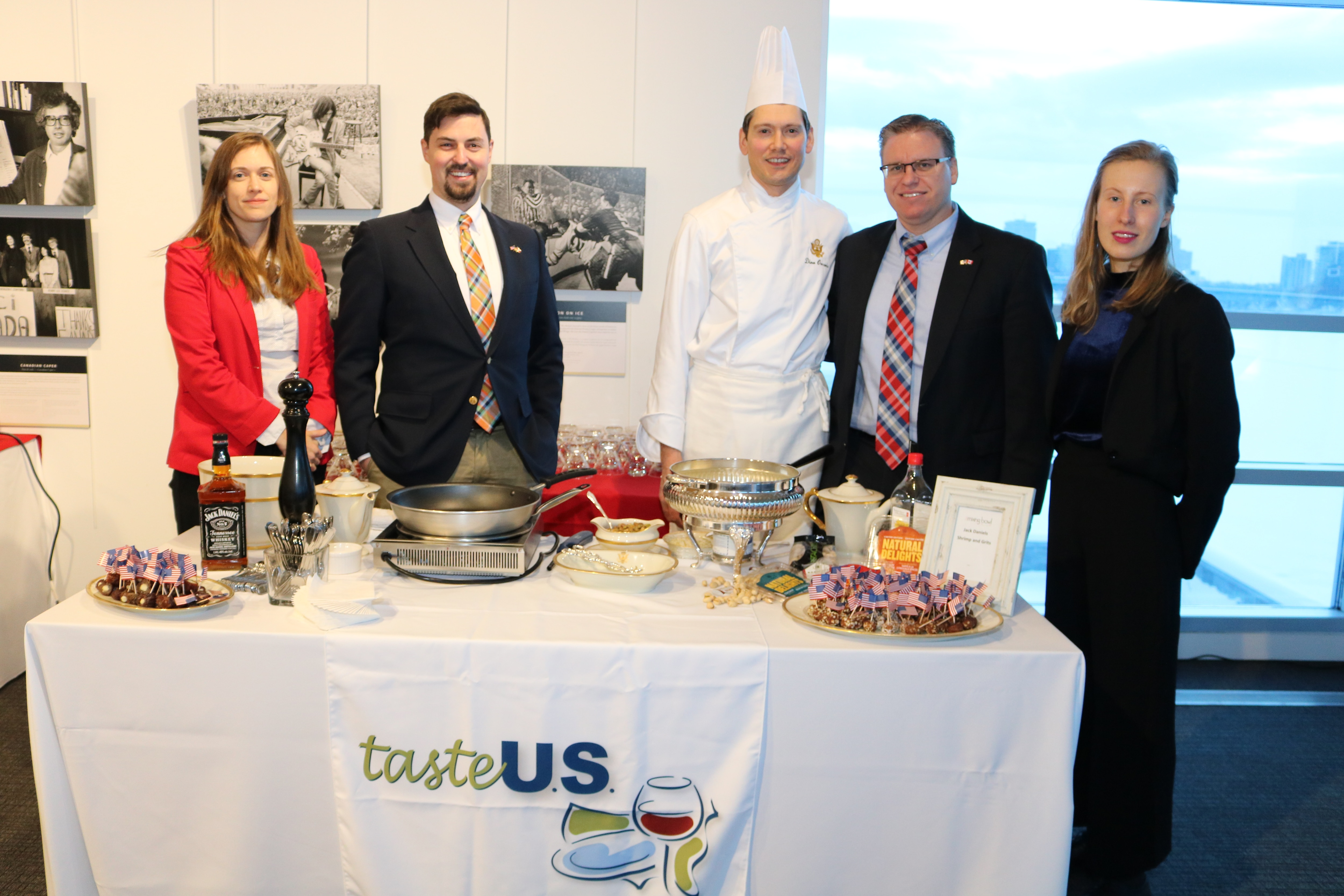 Foreign Agricultural Service Celebrates 150 Years of U S -Canadian