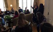Quebec City's International Women's Day event. Credit US Consulate Quebec