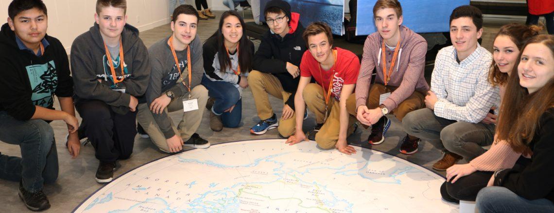 Cadeaux américains pour un anniversaire canadien : la Mission américaine au Canada raconte