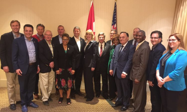 Remarks By Charge D Affaires Elizabeth Aubin At The U S Canada Interparliamentary Group Meeting